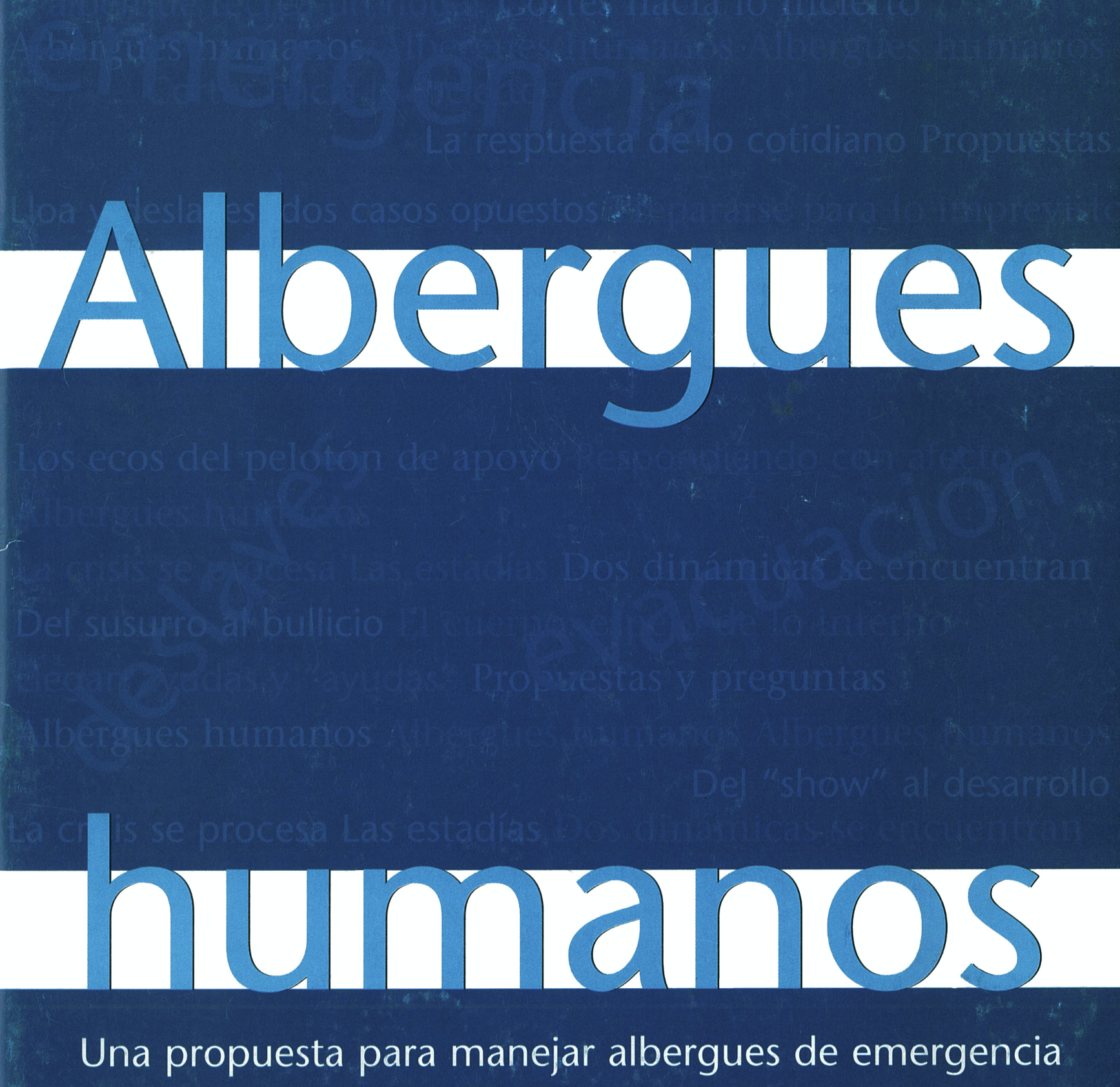 Albergues humanos